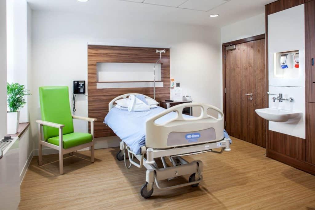Medical Treatment Room Rent